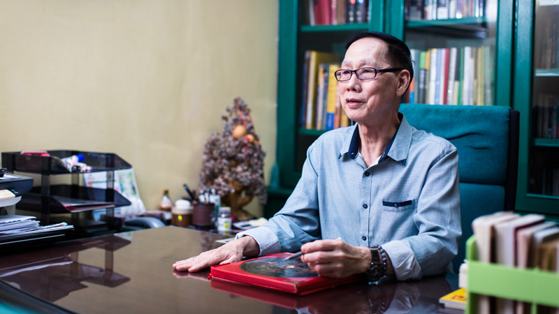 About Feng Shui Master Thean Y Nang