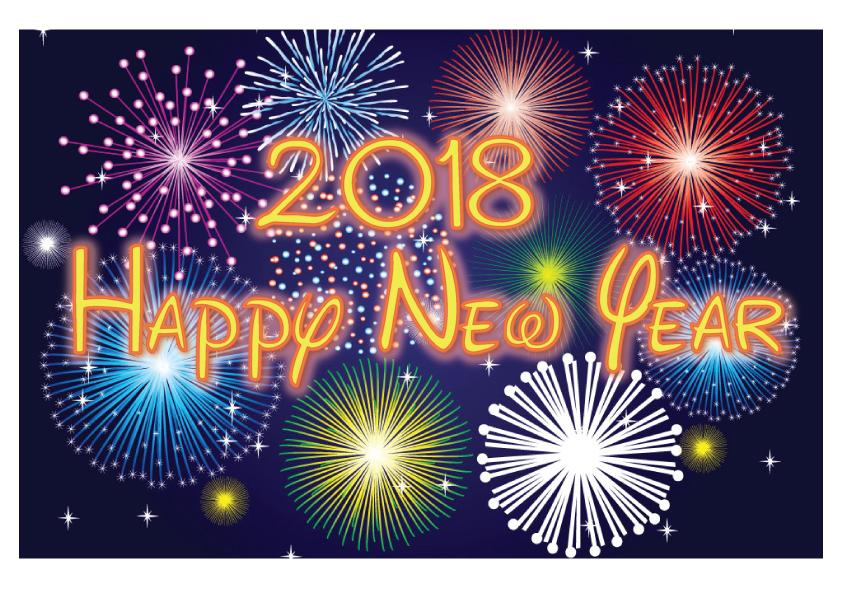 2018年快到了,赶快抓紧机会实现您的愿望!