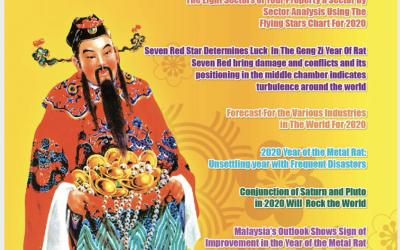 Cai Shen Zhao Shang Men 2020 (Geng-zi Year of the Rat) English Version (E Book)